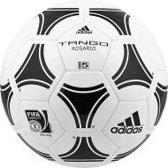 adidas Tango Rosario - Voetbal - Wit/Zwart
