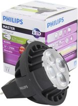 Philips MASTER LED MAS LEDspotLV D 8.0-50W 827 MR16 36D 8W GU5.3 A+ Warm wit LED-lamp