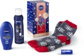 NIVEA Geschenkset Cozy Winter Night