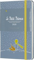 Moleskine 12 Maanden Agenda 2020 - Petit Prince - Wekelijks - Pocket (9x14 cm) - Fox - Harde kaft