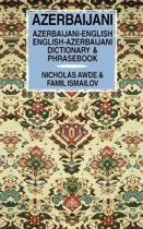 Azerbaijani-English / English-Azerbaijani Dictionary & Phrasebook