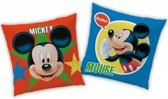 Disney Mickey Mouse Expressions - Kussen - 40 x 40 cm - Multi