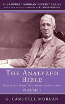 The Analyzed Bible, Volume 3