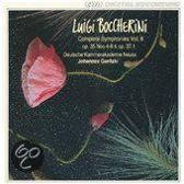 Boccherini: Complete Symphonies Vol 6 / Johannes Goritzki