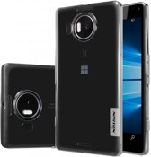 Nillkin Nature TPU Case voor de Microsoft Lumia 950 XL - Grey