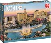 Las Vegas Premium Quality Puzzel 1000 stukjes