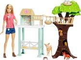 Barbie Dierenverzorger Speelset