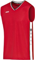 Jako Center Shirt - Shirts  - rood - XXL