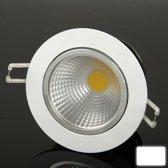 10W Down Light / LED-plafondverlichting / LED-dagenlantaarns Gloeilamp, wit licht, lichtstroom: 1100LM