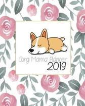 Corgi Mama Planner 2019