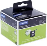Dymo S0722410 Labelwriter Adresetiketten - Transparant