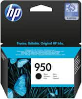 HP 950 - Inktcartridge / Zwart (CN049AE)