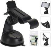 Telefoon of navigatie houder met zuignap - Voorruit - Dashboard - Op Tafel - Multifunctioneel - Universeel - Klem Bereik tot 8''