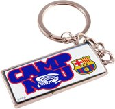 FC Barcelona Sleutelhanger plaat Camp Nou