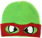 Ninja Turtles Raphael - Muts - Groen/Rood