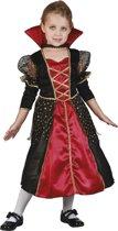St. Kinderkostuum Vampire princess (3-4 jaar)