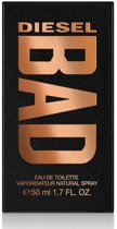 Diesel Bad Eau de Toilette Spray 75 ml