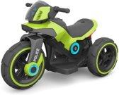 Kinder trike groen - Elektrische Motor