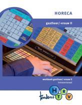 Tendens HRTV Horeca; Gastheer/-vrouw II Werkboek