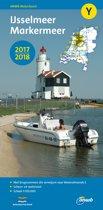 ANWB waterkaart Y - IJsselmeer, Markermeer 207/2018