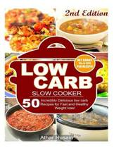 Low Carb Slow Cooker Recipes!
