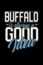 Buffalo Is Always a Good Idea