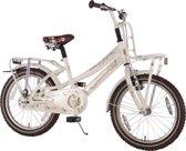 Volare Liberty Urban - Kinderfiets - 18 inch - Meisjes - Wit