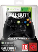 Microsoft Xbox 360 Wireless Controller Black Ops 2
