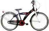 Bike Fun City - Kinderfiets - Jongens - Zwart - 24 Inch