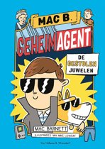 Mac B. Geheim agent 1 - De gestolen juwelen