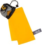 Jack Wolfskin Wolftowel Light L - Burly Yellow