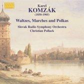 Komzak Karel I+Ii:Waltzes,Marc