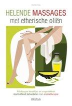 helende massages met etherische oliën