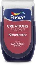 Flexa Creations Muurverf Tester 3028 Raspber Swirl 30ml