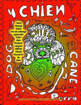 J'Aime trange Chiens Livre de Coloriage Apprendre Chien Dans Plusieurs Langues C l brer Chinois Nouvel an Du Chien