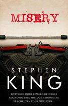 Boek cover Misery van Stephen King (Onbekend)