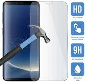 Sterke screenprotector voor Samsung  Galaxy J7 2017 2.5D 9H tempered glass