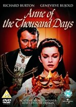 Anne Of A Thousand Days (dvd)