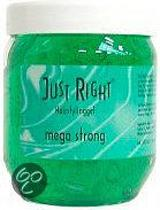 Just Right Mega Strong - Haargel