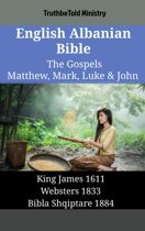 English Albanian Bible - The Gospels - Matthew, Mark, Luke & John
