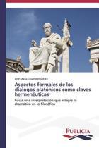 Aspectos Formales de Los Dialogos Platonicos Como Claves Hermeneuticas