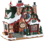 Lemax - The Claus Cottage
