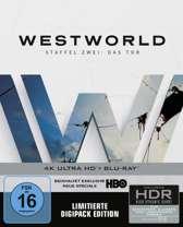 Westworld Staffel 2: Die Tür (Ultra HD Blu-ray & Blu-ray)