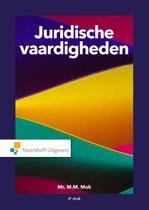 Boek cover Juridische vaardigheden van M.M. Mok (Paperback)
