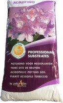 2 x Potgrond voor heideplanten - zuur - 40L
