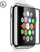 hoco Tempered Glass Apple Watch (42mm) Screenprotector - met kader