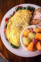 Omelet Breakfast Journal