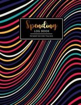 Spending Log Book Payment Record Tracker