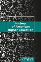 History of American Higher Education
