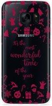 Galaxy S7 Edge Hoesje Most Wonderful Time